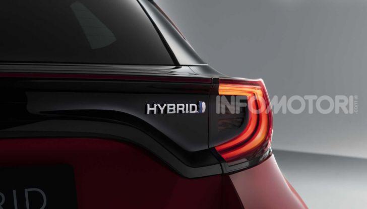 Nuova Toyota Yaris 2020, dettagli e specifiche della quarta generazione - Foto 11 di 17
