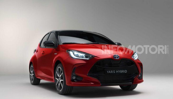 Nuova Toyota Yaris 2020, dettagli e specifiche della quarta generazione - Foto 15 di 17