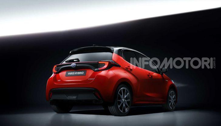 Nuova Toyota Yaris 2020, dettagli e specifiche della quarta generazione - Foto 5 di 17