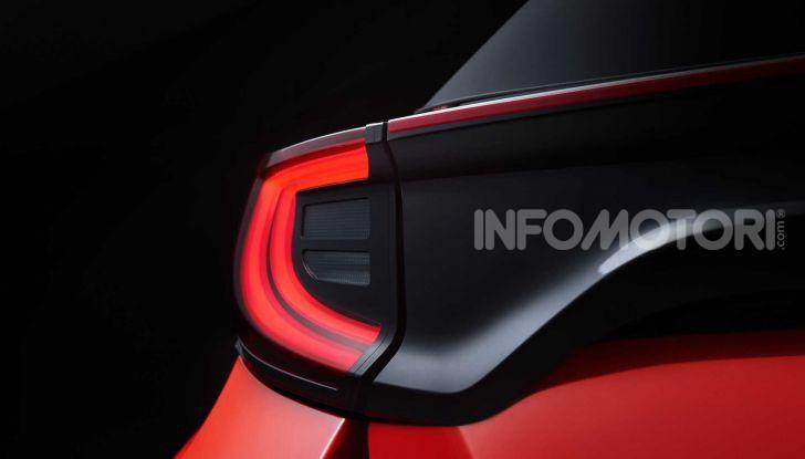 Nuova Toyota Yaris 2020, dettagli e specifiche della quarta generazione - Foto 7 di 17