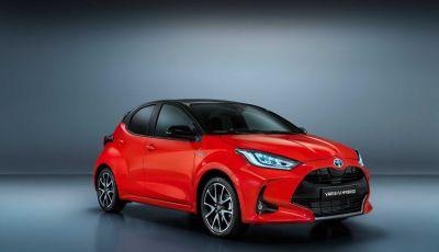 Nuova Toyota Yaris 2020, dettagli e specifiche della quarta generazione
