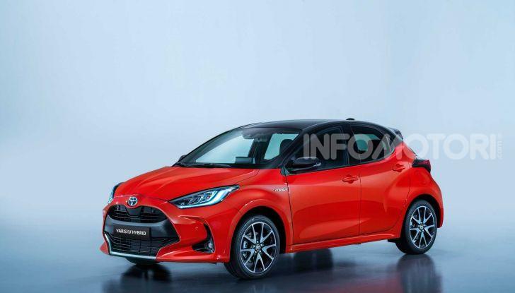 Nuova Toyota Yaris 2020, dettagli e specifiche della quarta generazione - Foto 9 di 17