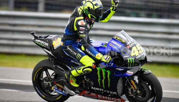 Valentino Rossi Yamaha Official MotoGP Thailandia Buriram