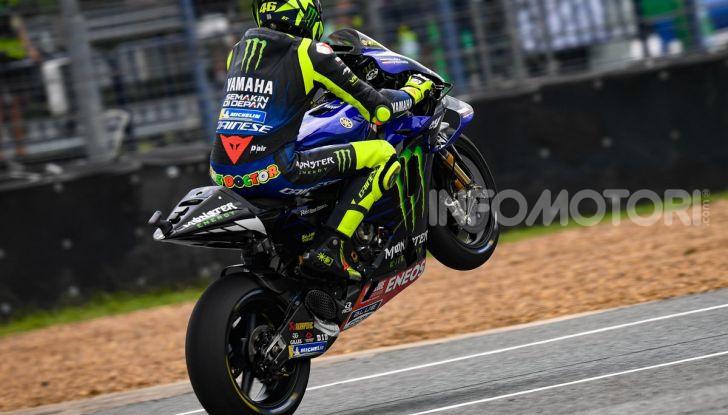 Valentino Rossi Yamaha Monster Energy MotoGP Thailandia Buriram