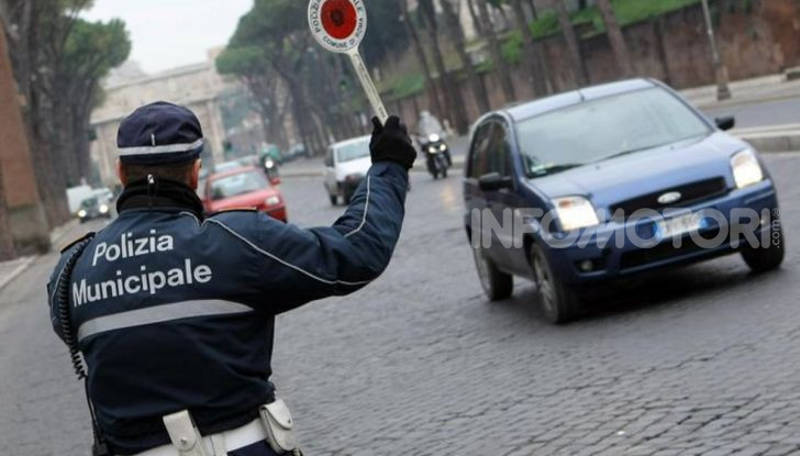 vigili urbani polizia municipale