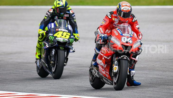 MotoGP 2019, GP di Valencia: Quartararo centra la sesta pole stagionale davanti a Marquez - Foto 9 di 10