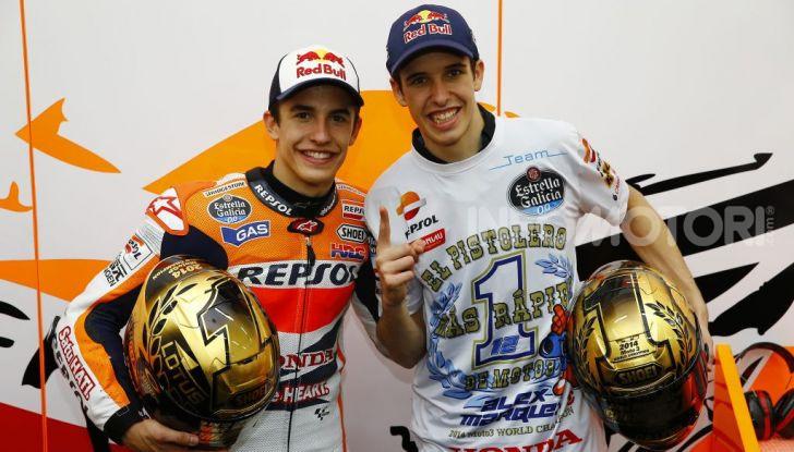 MotoGP: Alex Marquez farà coppia con Marc nel team Honda Repsol 2020 - Foto 1 di 8