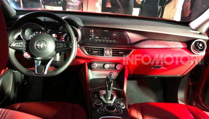Alfa Romeo Giulia e Stelvio restyling 2020: ritocchi d'autore - Foto 8 di 13