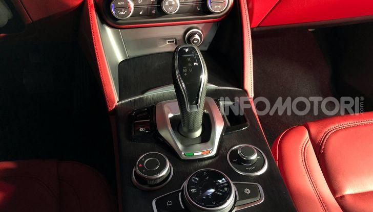 Alfa Romeo Giulia e Stelvio restyling 2020: ritocchi d'autore - Foto 9 di 13