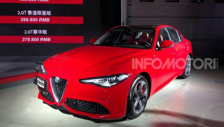 Alfa Romeo Giulia e Stelvio restyling 2020: ritocchi d'autore - Foto 1 di 13