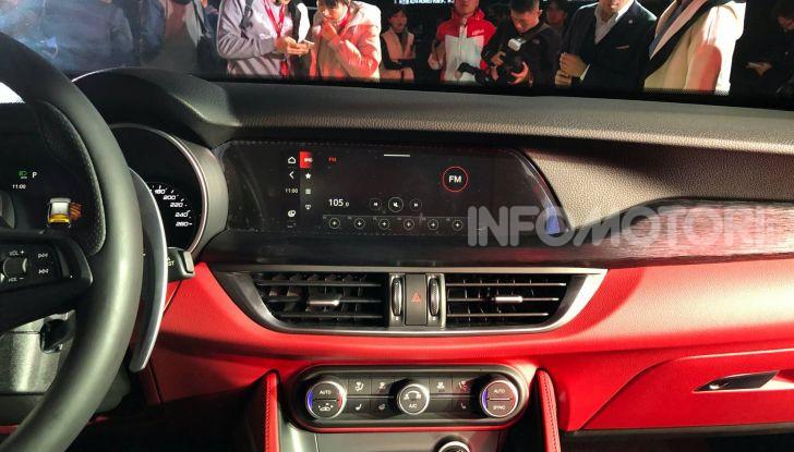 Alfa Romeo Giulia e Stelvio restyling 2020: ritocchi d'autore - Foto 13 di 13