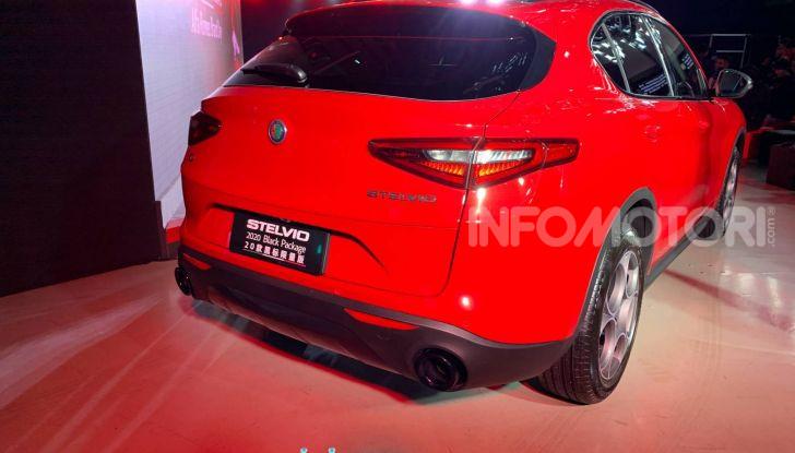 Alfa Romeo Giulia e Stelvio restyling 2020: ritocchi d'autore - Foto 5 di 13