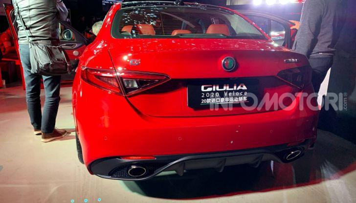 Alfa Romeo Giulia e Stelvio restyling 2020: ritocchi d'autore - Foto 3 di 13