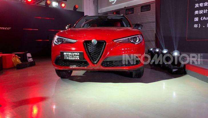 Alfa Romeo Giulia e Stelvio restyling 2020: ritocchi d'autore - Foto 7 di 13