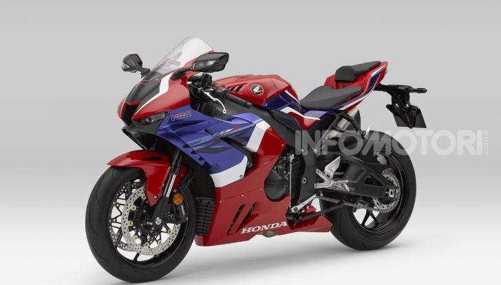 Honda CBR1000RR-R 2020: la nuova Superbike della Casa dell'Ala, anche in versione SP - Foto 5 di 42