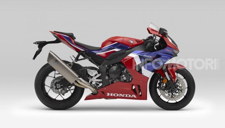 Honda CBR1000RR-R 2020: la nuova Superbike della Casa dell'Ala, anche in versione SP - Foto 6 di 42
