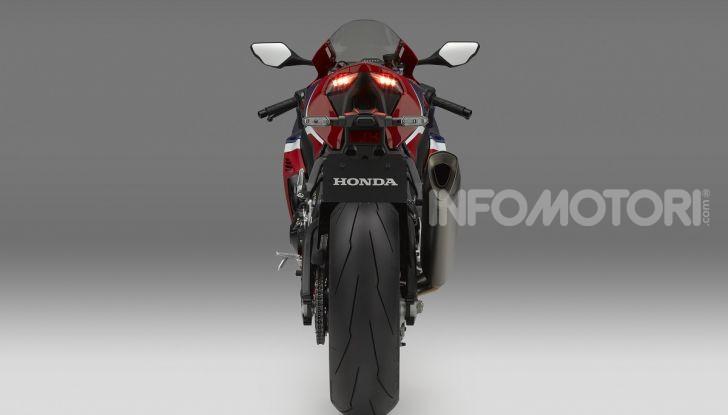 Honda CBR1000RR-R 2020: la nuova Superbike della Casa dell'Ala, anche in versione SP - Foto 9 di 42