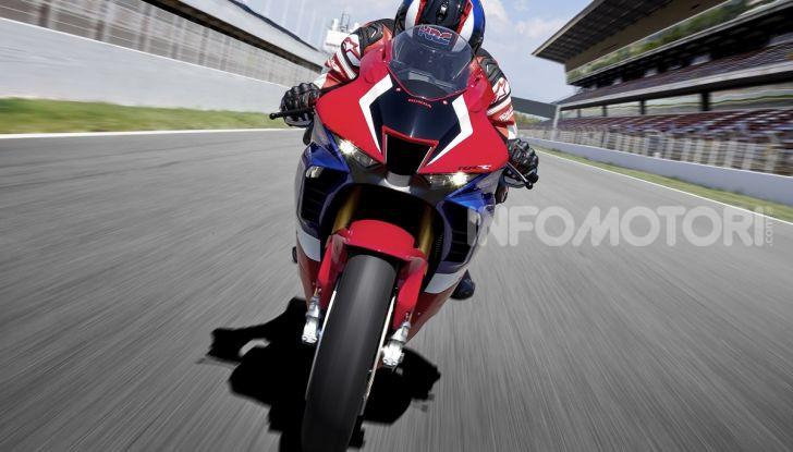 Honda CBR1000RR-R 2020: la nuova Superbike della Casa dell'Ala, anche in versione SP - Foto 1 di 42