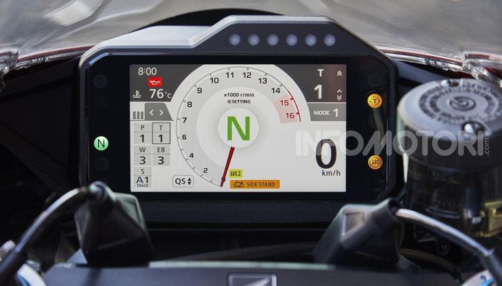 Honda CBR1000RR-R 2020: la nuova Superbike della Casa dell'Ala, anche in versione SP - Foto 12 di 42