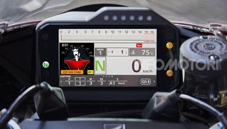 Honda CBR1000RR-R 2020: la nuova Superbike della Casa dell'Ala, anche in versione SP - Foto 13 di 42