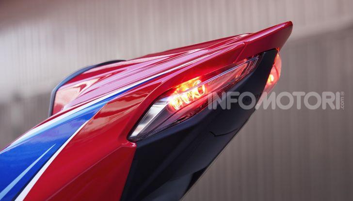 Honda CBR1000RR-R 2020: la nuova Superbike della Casa dell'Ala, anche in versione SP - Foto 18 di 42