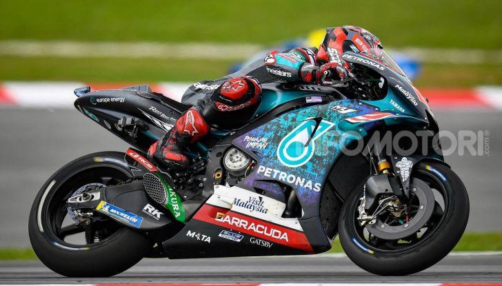 MotoGP 2019, GP di Valencia: Quartararo al comando delle libere davanti a Vinales e Marquez - Foto 5 di 10
