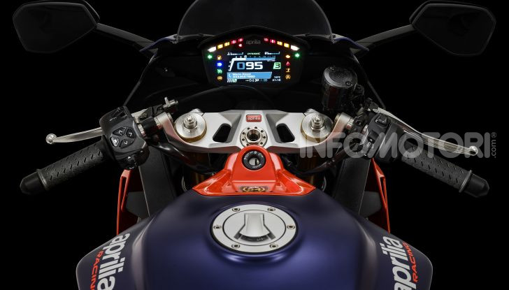 Aprilia RS 660: la media che si ispira alla pista ma che si fa guidare da tutti - Foto 12 di 14