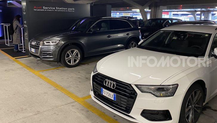 Audi Service Station in aeroporto: risparmi tempo ed il costo del parcheggio - Foto 1 di 9