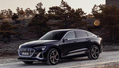 Audi e-tron Sportback: il SUV elettrico che unisce efficienza e prestazioni