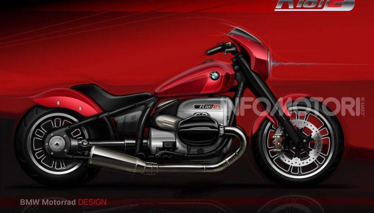 BMW Motorrad Concept R 18 /2: il Custom del futuro ad EICMA 2019 - Foto 1 di 34