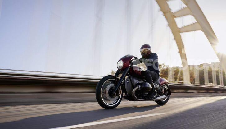 BMW Motorrad Concept R 18 /2: il Custom del futuro ad EICMA 2019 - Foto 5 di 34