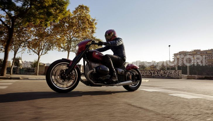 BMW Motorrad Concept R 18 /2: il Custom del futuro ad EICMA 2019 - Foto 6 di 34