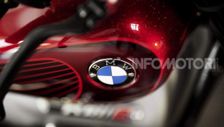 BMW Motorrad Concept R 18 /2: il Custom del futuro ad EICMA 2019 - Foto 7 di 34