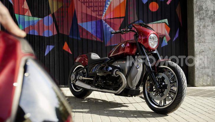 BMW Motorrad Concept R 18 /2: il Custom del futuro ad EICMA 2019 - Foto 9 di 34