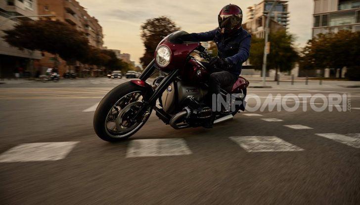 BMW Motorrad Concept R 18 /2: il Custom del futuro ad EICMA 2019 - Foto 10 di 34