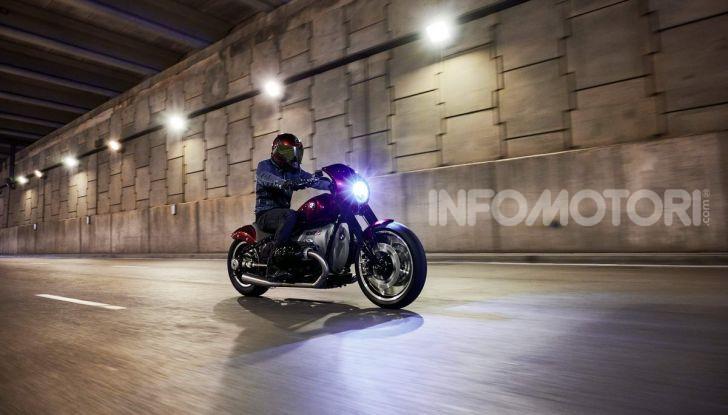 BMW Motorrad Concept R 18 /2: il Custom del futuro ad EICMA 2019 - Foto 12 di 34