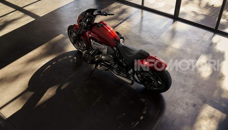 BMW Motorrad Concept R 18 /2: il Custom del futuro ad EICMA 2019 - Foto 14 di 34