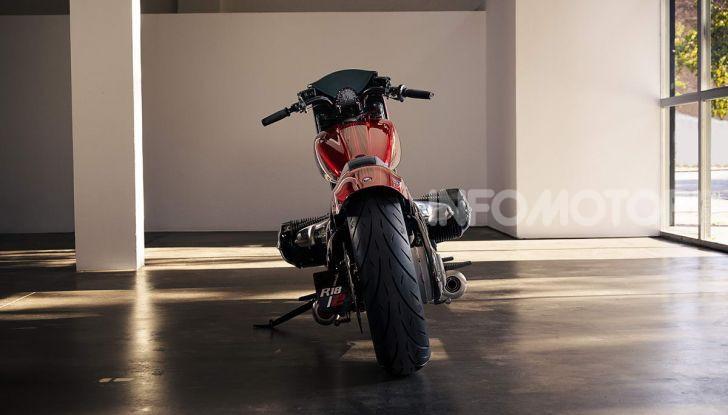 BMW Motorrad Concept R 18 /2: il Custom del futuro ad EICMA 2019 - Foto 15 di 34