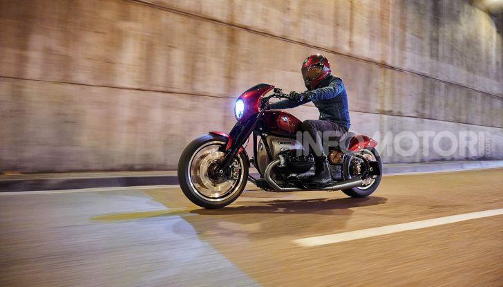 BMW Motorrad Concept R 18 /2: il Custom del futuro ad EICMA 2019 - Foto 19 di 34