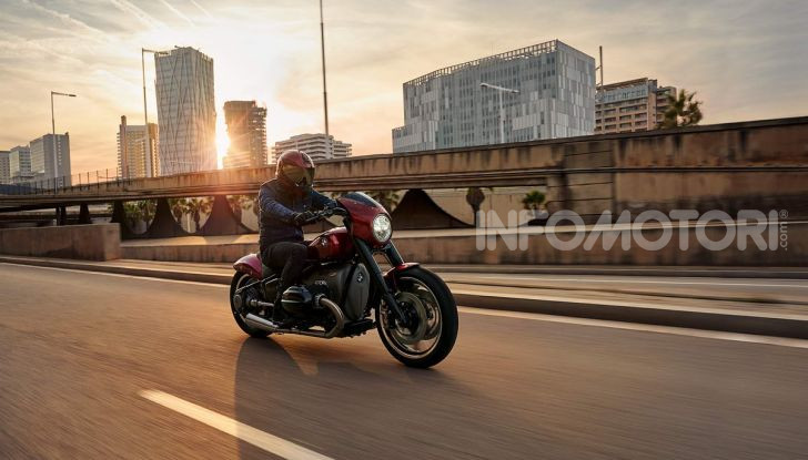 BMW Motorrad Concept R 18 /2: il Custom del futuro ad EICMA 2019 - Foto 20 di 34