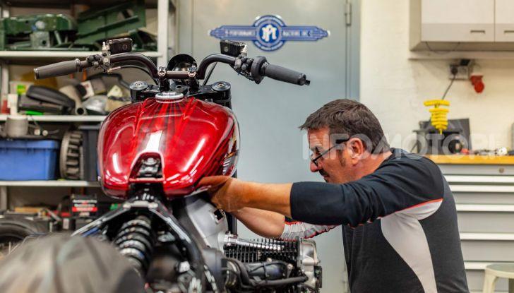 BMW Motorrad Concept R 18 /2: il Custom del futuro ad EICMA 2019 - Foto 22 di 34