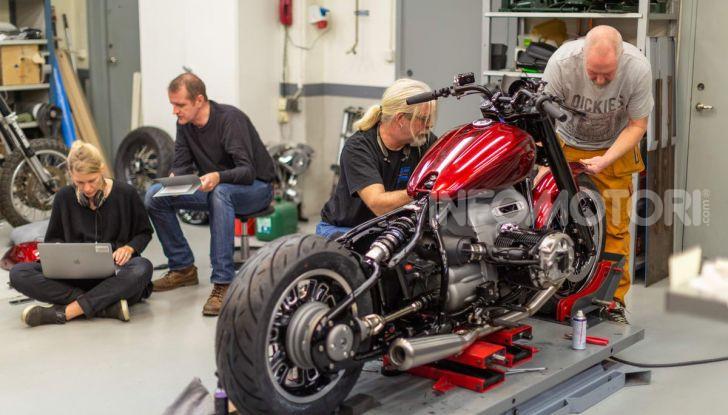 BMW Motorrad Concept R 18 /2: il Custom del futuro ad EICMA 2019 - Foto 23 di 34