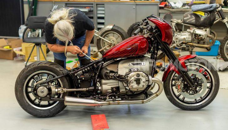 BMW Motorrad Concept R 18 /2: il Custom del futuro ad EICMA 2019 - Foto 24 di 34