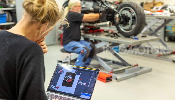 BMW Motorrad Concept R 18 /2: il Custom del futuro ad EICMA 2019 - Foto 26 di 34