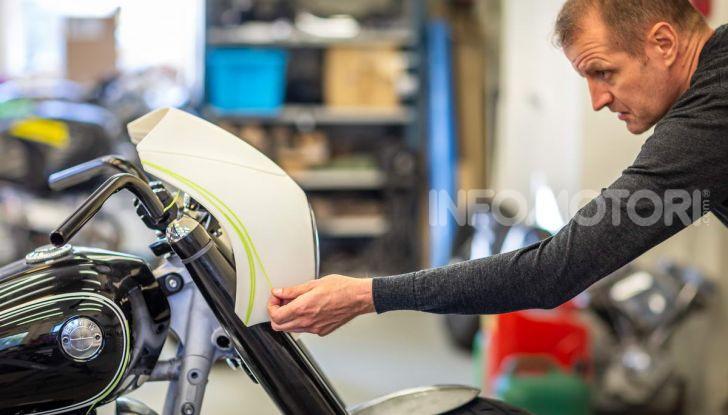BMW Motorrad Concept R 18 /2: il Custom del futuro ad EICMA 2019 - Foto 29 di 34