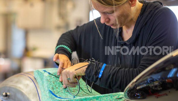 BMW Motorrad Concept R 18 /2: il Custom del futuro ad EICMA 2019 - Foto 31 di 34