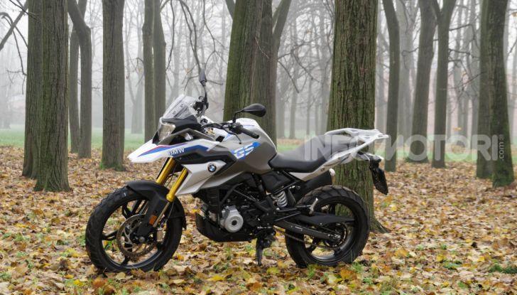 """Prova BMW G 310 GS, il punto di accesso al """"mondo giesse"""" - Foto 1 di 48"""