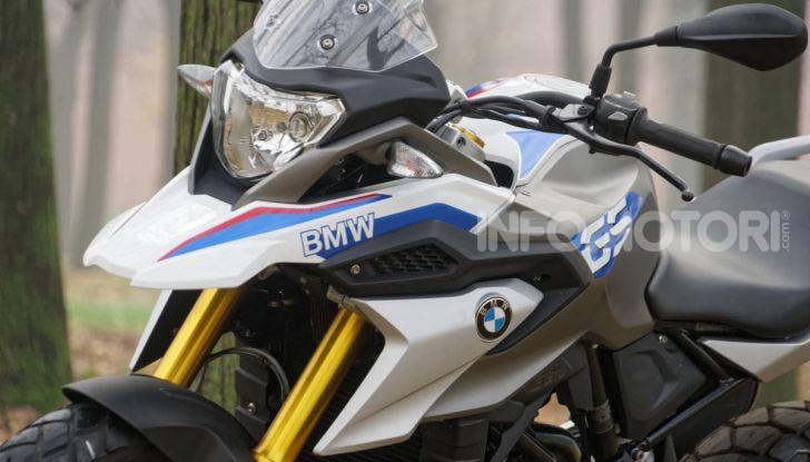 """Prova BMW G 310 GS, il punto di accesso al """"mondo giesse"""" - Foto 4 di 48"""
