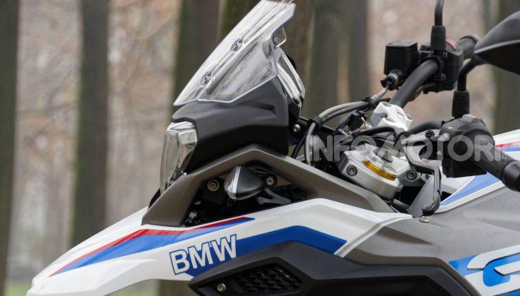 """Prova BMW G 310 GS, il punto di accesso al """"mondo giesse"""" - Foto 7 di 48"""