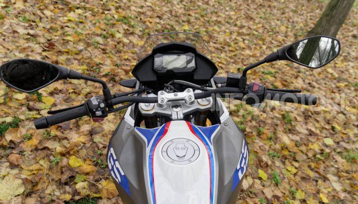 """Prova BMW G 310 GS, il punto di accesso al """"mondo giesse"""" - Foto 10 di 48"""